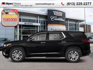 New 2020 Chevrolet Traverse Premier for sale in Ottawa, ON