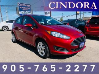 Used 2015 Ford Fiesta SE, Automatic, Heated Seats, for sale in Caledonia, ON