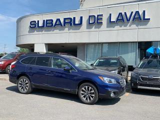 Used 2017 Subaru Outback 2.5i Limited ** Cuir Toit Navigation ** for sale in Laval, QC