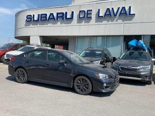 Used 2017 Subaru WRX Sport ** Toit ouvrant ** for sale in Laval, QC