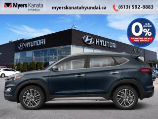 New 2020 Hyundai Tucson Luxury  - $193 B/W for sale in Kanata, ON