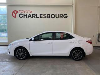 Used 2015 Toyota Corolla S - Automatique - Toit ouvrant for sale in Québec, QC