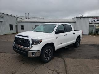 New 2020 Toyota Tundra 4X4 Crewmax SR5 TRD OFF ROAD PREMIUM for sale in Port Hawkesbury, NS