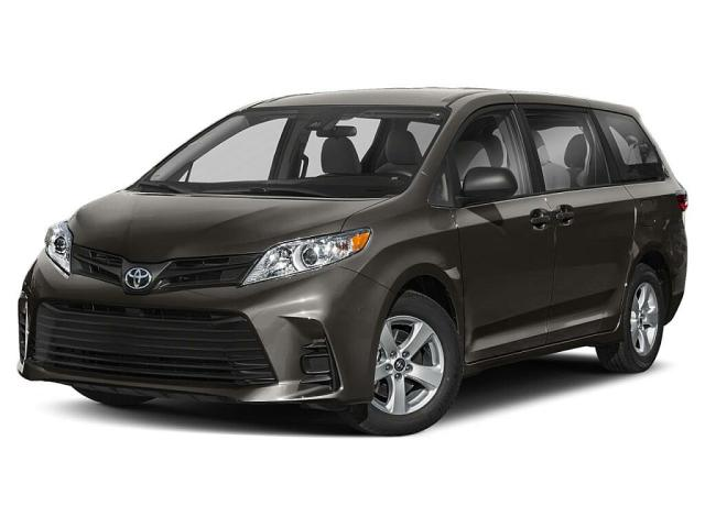 2020 Toyota Sienna LE FWD 8-PASS SIENNA LE FWD 8-PASS