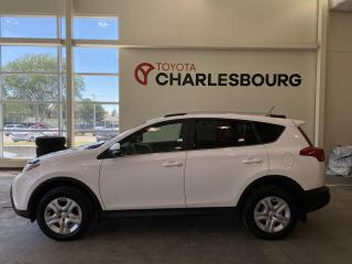 Used 2015 Toyota RAV4 LE - AWD for sale in Québec, QC