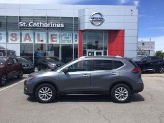 Used 2017 Nissan Rogue SV for sale in St. Catharines, ON