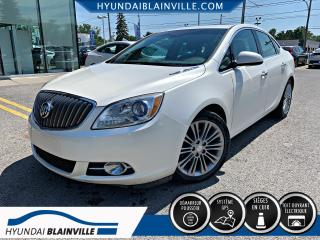 Used 2012 Buick Verano NAVIGATION, CUIR, TOIT OUVRANT, MAGS, BL for sale in Blainville, QC