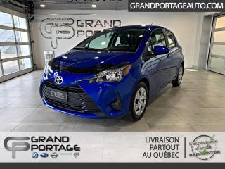 Used 2019 Toyota Yaris Hatchback LE 5 portes BA for sale in Rivière-Du-Loup, QC