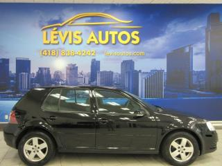 Used 2010 Volkswagen Golf AUTOMATIQUE AIR CLIMATISE MAG 141580 KM for sale in Lévis, QC