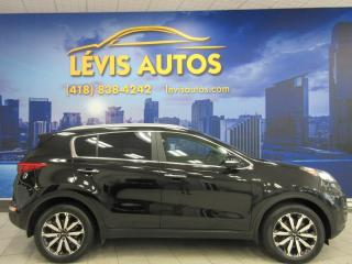 Used 2018 Kia Sportage EX AWD 41190 KM INTERIEUR CUIR CAMERA DE for sale in Lévis, QC