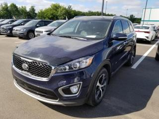 Used 2016 Kia Sorento EX* V6* AWD* CUIR* 7 PLACES* HTICH* for sale in Québec, QC