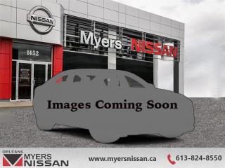 Used 2016 Nissan Rogue SL  - Navigation -  Leather Seats for sale in Orleans, ON