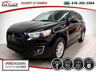 Used 2014 Mitsubishi RVR SE* A/C* SIEGES CHAUFFANTS* BLUETOOTH* for sale in Québec, QC