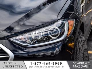 Used 2017 Hyundai Elantra BLIND SPOT MONITORING, REAR TRAFFIC ALERT for sale in Scarborough, ON