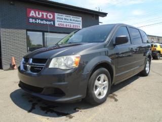 Used 2011 Dodge Grand Caravan DODGE GRAND CARAVAN SXT 2011 for sale in St-Hubert, QC