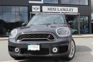 Used 2020 MINI Cooper Countryman ALL4 for sale in Langley, BC