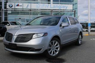 Used 2018 Lincoln MKT AWD Ecoboost for sale in Langley, BC