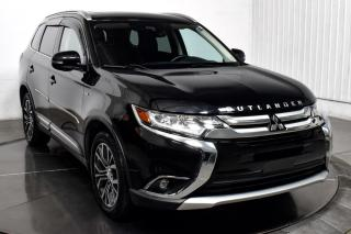 Used 2017 Mitsubishi Outlander GT V6 CUIR TOIT NAV for sale in Île-Perrot, QC