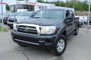 Used 2010 Toyota Tacoma Cabine double 4 RM V6, boîte automatique for sale in Shawinigan, QC