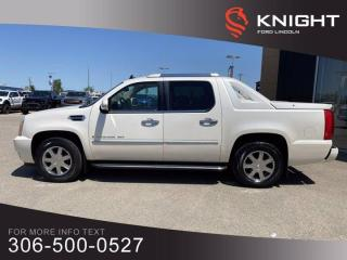 Used 2007 Cadillac Escalade EXT for sale in Moose Jaw, SK