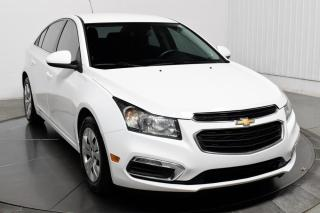 Used 2015 Chevrolet Cruze LT A/C CAMERA DE RECUL for sale in Île-Perrot, QC