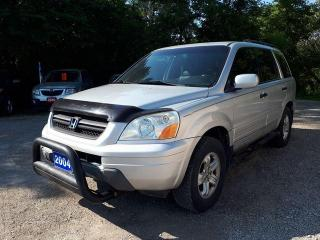 Used 2004 Honda Pilot EX-L CERTIFIED for sale in Oshawa, ON