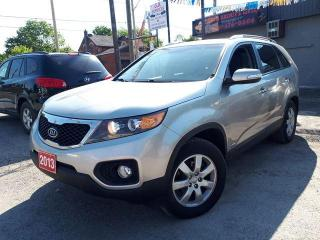 Used 2013 Kia Sorento Certified,AWD for sale in Oshawa, ON