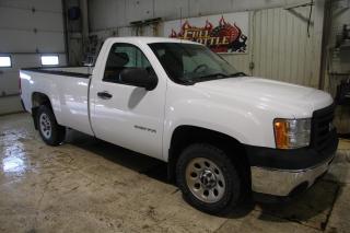 Used 2011 GMC Sierra 1500 WT for sale in Saskatoon, SK