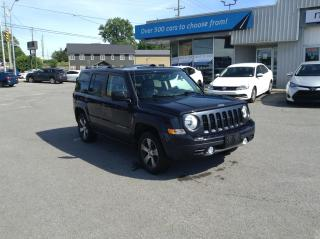 Used 2016 Jeep Patriot Sport/North LEATHER, SUNROOF, HEATED SEATS, BACKUP CAM!! for sale in Kingston, ON
