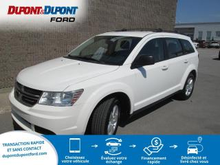 Used 2015 Dodge Journey Traction avant 4 portes groupe valeur Ca for sale in Gatineau, QC