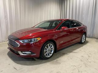 Used 2018 Ford Fusion ENERGI TITANIUM BRANCHABLE ( TOIT , GPS, for sale in Sherbrooke, QC