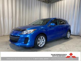 Used 2013 Mazda MAZDA3 Hayon 4 portes Sport, boîte manuelle, GX for sale in Sherbrooke, QC