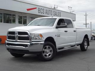 Used 2018 RAM 3500 SLT, 3500 Series, Diesel Powered, 4x4, Super Clean for sale in Vancouver, BC
