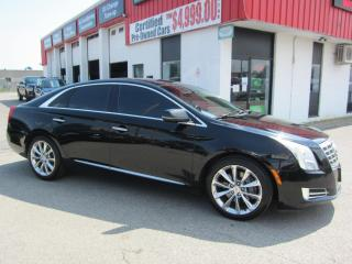 Used 2013 Cadillac XTS Premium / Performance Package $12,995+HST+LIC FEE / CLEAN CARFAX / CERTIFIED / ALL WHEEL DRIVE for sale in North York, ON