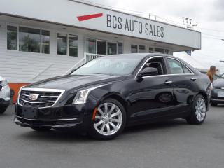 Used 2017 Cadillac ATS Elegant, Only 14,185 kms, No Accidents, Clean for sale in Vancouver, BC