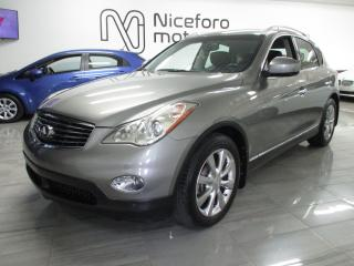 Used 2010 Infiniti EX35 - LOW KM - for sale in Oakville, ON