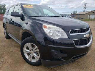 Used 2011 Chevrolet Equinox LS**AS TRADED SPECIAL** for sale in North Battleford, SK