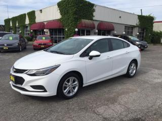 Used 2016 Chevrolet Cruze LT for sale in Point Edward, ON