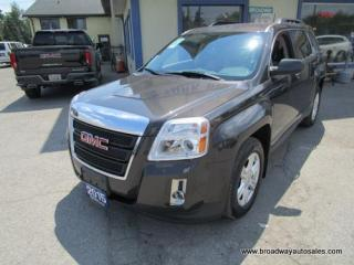Used 2015 GMC Terrain ALL-WHEEL DRIVE SLE-2 EDITION 5 PASSENGER 2.4L - ECO-TEC.. HEATED SEATS.. PIONEER AUDIO.. BACK-UP CAMERA.. BLUETOOTH SYSTEM.. ECON-PACKAGE.. for sale in Bradford, ON