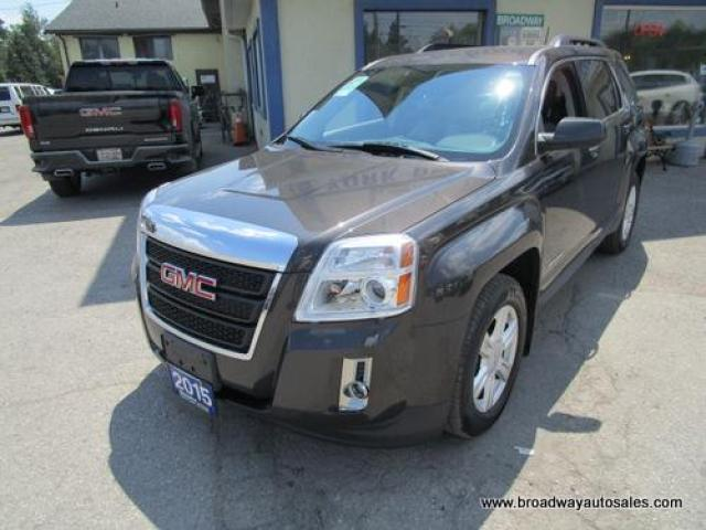 2015 GMC Terrain ALL-WHEEL DRIVE SLE-2 EDITION 5 PASSENGER 2.4L - ECO-TEC.. HEATED SEATS.. PIONEER AUDIO.. BACK-UP CAMERA.. BLUETOOTH SYSTEM.. ECON-PACKAGE..