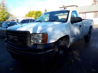 Used 2011 GMC Sierra 1500 WT for sale in Oshawa, ON