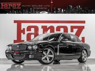 Used 2008 Jaguar XJR V8 SUPERCHARGED NAVI COOLED SEATS ALPINE SOUND RARE for sale in North York, ON