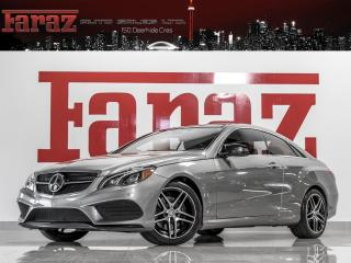 Used 2016 Mercedes-Benz E-Class E400 AMG|COUPE|DISTRONIC|DTR+|360CAM|B.SPOT|LOADED for sale in North York, ON