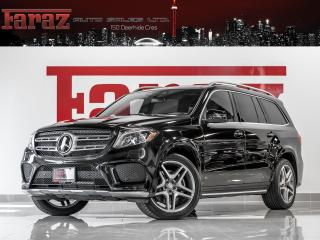 Used 2018 Mercedes-Benz GLS 450 AMG|DISTRONIC|DTR+|MASSAGE|NAVI|360CAM|B.SPOT|LOADED for sale in North York, ON