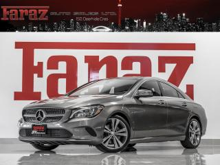 Used 2017 Mercedes-Benz CLA250 4MATIC|NAVI|BLINDSPOT|PANO|REAR CAMERA|LOADED for sale in North York, ON