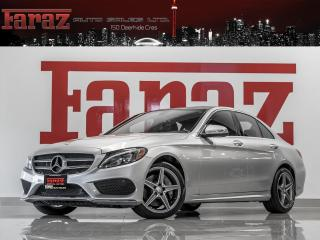 Used 2015 Mercedes-Benz C 300 AMG|NAVI|BLINDSPOT|REAR CAM|PANO|LED|LOADED for sale in North York, ON