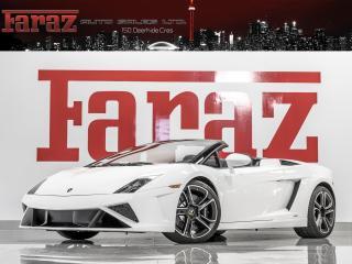 Used 2013 Lamborghini Gallardo V10|LP560-4|50th ANNIVERSARY EDITION for sale in North York, ON