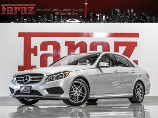Used 2016 Mercedes-Benz E-Class E250 AMG|B.SPOT|NAVI|360CAM|BLUETEC|PANO|LOADED for sale in North York, ON