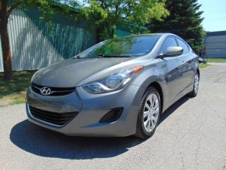 Used 2013 Hyundai Elantra *****BAS KILOMÉTRAGE*****A/C****** for sale in St-Eustache, QC