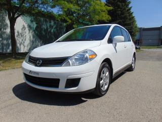 Used 2010 Nissan Versa *****AUTOMATIQUE*****A/C****** for sale in St-Eustache, QC